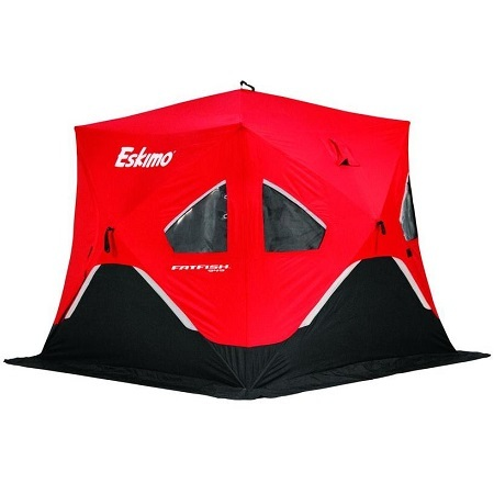 Eskimo FF949 FatFish Pop-up Portable Ice Shelter